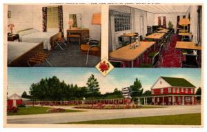 Georgia Jessup , Camellia Courts , Motel