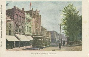 HALIFAX , Nova Scotia, Canada, 1900-10s ; Barrington Street