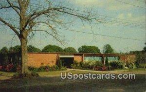 Science Building, William Carey College in Hattiesburg, Mississippi