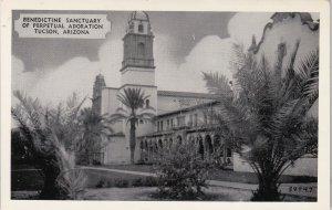 Arizona Tucson Benedictine Sanctuary Of Perpetual Adoration Dexter Press sk5166