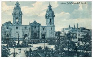 17618 Peru Lima   Iglesia Catedral