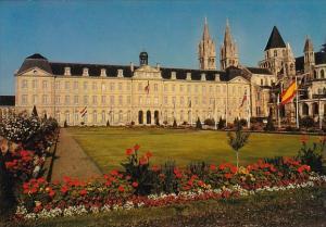 France Caen L'abbaye aux Hommes et l'eglise Saint-Etienne