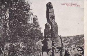 Wisconsin Devils Lake Cleopatras Needle