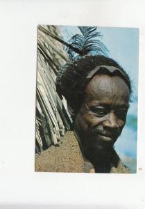BF28358 turkana elder kenya  types    front/back image