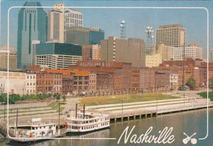 Here A Beautiful River View Nashville Tennessee