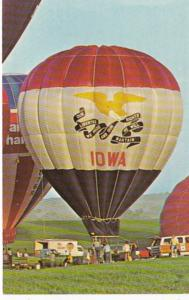Iowa Fort Dodge Hot Air Balloon Dave Beukelman