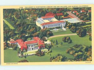 Linen LIBRARY SCENE San Marino - Near Pasadena & Los Angeles CA AF1592
