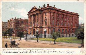 Boston Massachusetts~Detroit Publishing #10187 Institute of Technology~1907