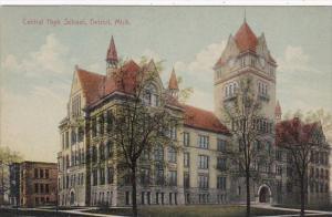 Michigan Detroit Central High School