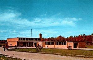 Michigan Drummond Island The Drummond Island School