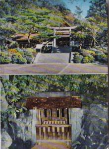 Japan Kanagawa Prefecture Noted Places & Important Buildings At Kamakura 1962