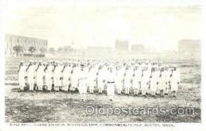 Boston, Mass, Massachusetts, USA US Navy, Military Postcard Postcards  Boston...