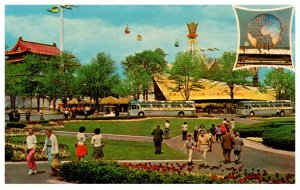 New York World's Fair 1964 Court of the President of the USA