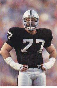 Football Lyle Alzado Oakland Raiders