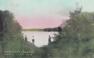 ANVIL LAKE , Wisconsin , 00-10s ; Froehlichs Shore