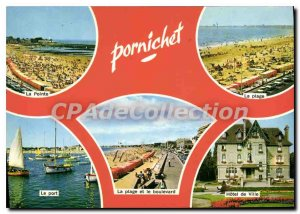 Postcard Modern Pornichet