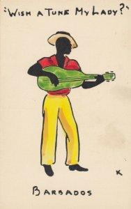 Wish a tune my lady? , BARBADOS , 1940-50s