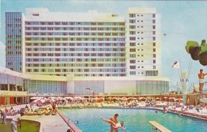 Florida Miami Beach The Deauville Hotel