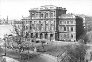 Hungary Budapest Ungarische Akademie Wissenschaften, Hungarian Academy Science
