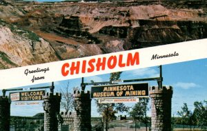 Greetings From Chisholm,MN