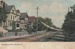 HAZELTON , Pennsylvania , PU-1907 ; West Diamond Ave.