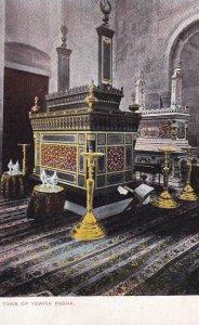 CAIRO, Egypt, 1900-1910s; Tomb Of Tewfik Pasha