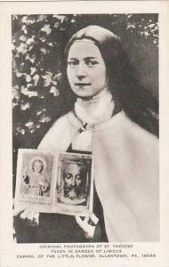 Pennsylvania Allentown Original Photograph Of St Therese Carmel Of The Little...