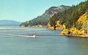 Canada - British Columbia, Active Pass. Gulf Islands