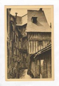 Normandie, De Rouen au Harve, CAUDEBEC-en-CAUX, France 1910-30s, Vieilles Mai...