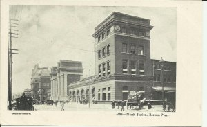 Boston, Mass., North Station