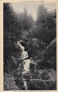 Colorado Denver The Thayer Publishing Green Mountains Falls
