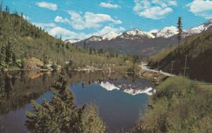 Lake of the Woods, Fraser Canyon, HOPE, British Columbia, Canada, 40-60s