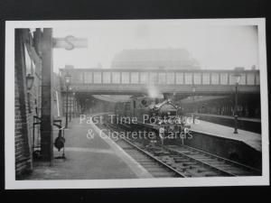 Steam Locomotive No.31 from CHALK FARM London Station RP Ken Nunn / 080515