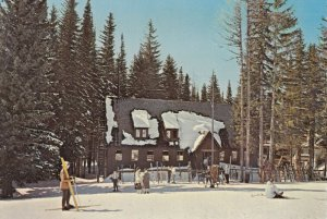TOLLGATE , Oregon , 1950-70s ; Spout Springs Ski Area