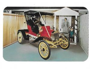 1909 Maxwell 14 HP Runabout Car $800 Original Cost