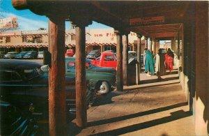 Postcard USA taos new mexico playa
