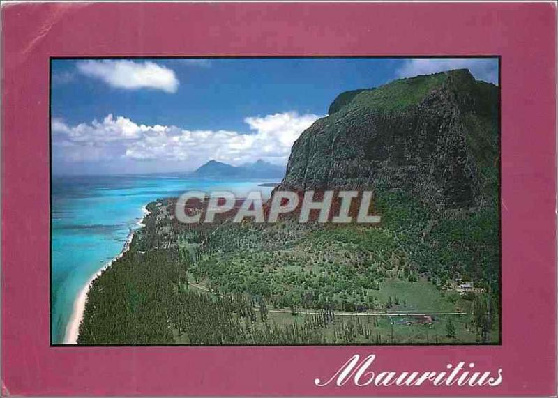 Modern Postcard Mauritius the Dull one