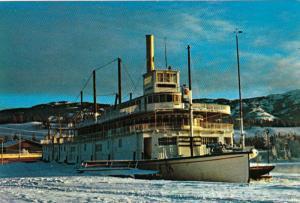 S. S. Klondike, Sternwheeler, Canada,  50-70s