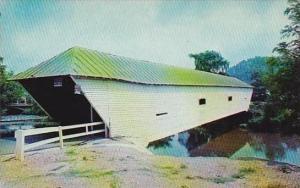 North Carolina A Covered Bridge Western North Carolina