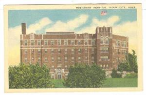 Methodist Hospital, Sioux City, Iowa, 1930-1940s