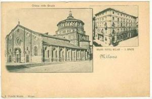 2-View, Grand Hotel, Chiesa Delle Grazie, Milano, Italy, 00-10s