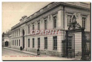 Old Postcard Amiens New Offices of the Prefecture
