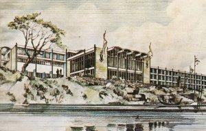 AUSTIN , Texas , 1950-60s ; Gondolier Motor Hotel