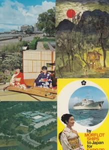 JAPON JAPAN 99 ASIA Cartes Postales Mostly 1960-2000