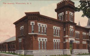 The Armory, Watertown, New York, 00-10s
