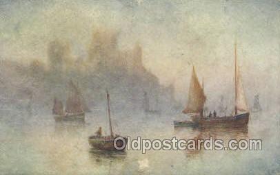 Sailboats Sail Boats, Sailing, Ship Postcard Postcards  Sailboats