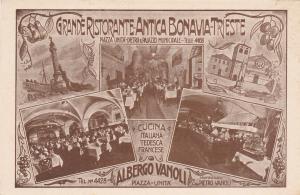 Grande Ristorante - Antica Bonavia , TRIESTE , Italy , 00-10s