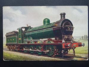 GNR Great Northern Railway 0-8-0 GOODSLOCOMOTIVE No.455 - Old Postcard