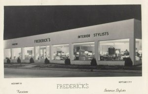 RP: NEPTUNE CITY , New Jersey, 1930-40s ; FREDERICK'S Store