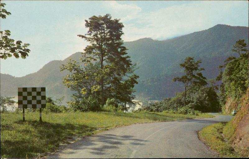 North Coast Road to Maracas Bay The West Indies Trinidad